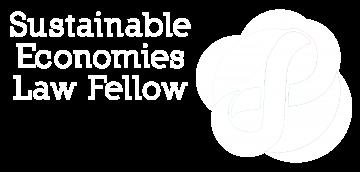Sustainable Economics Law Fellow – White